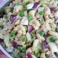 Tuna Past Salad