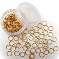 Jump Rings (Gold 8mm)
