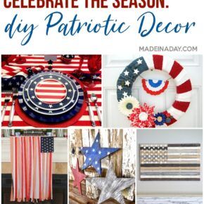 Celebrate: Patriotic Decorations for the Home 1