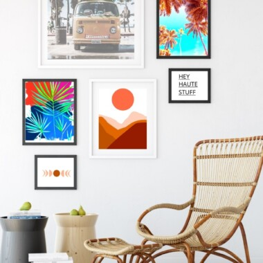 Boho Style Modern Art Printables for the Home 42