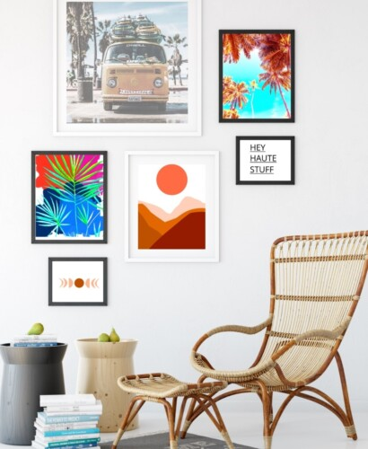 Boho Style Modern Art Printables for the Home 9