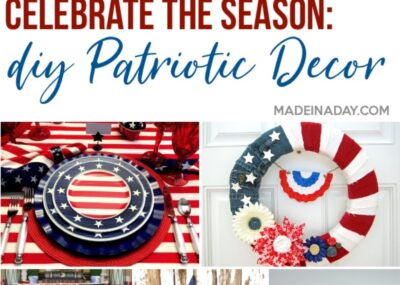Celebrate: Patriotic Decorations for the Home 24