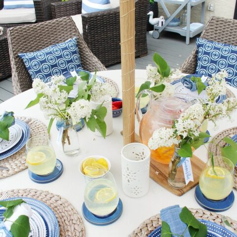 Amazing DIY Patio Projects for Summer Entertaining 30