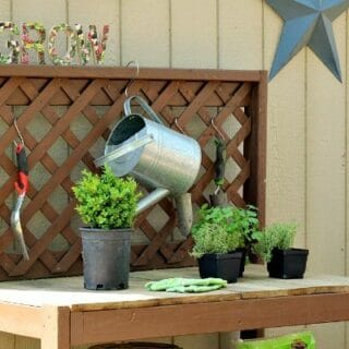 Amazing DIY Patio Projects for Summer Entertaining 38
