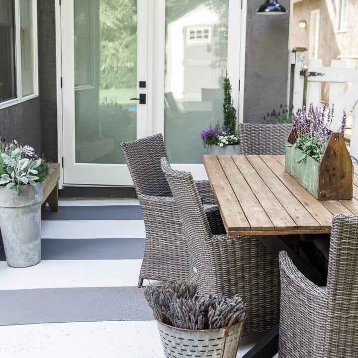 Amazing DIY Patio Projects for Summer Entertaining 32