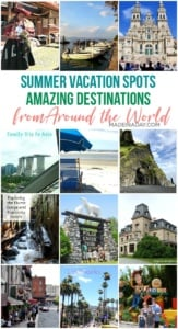 Amazing Summer Vacations From Around the World 1