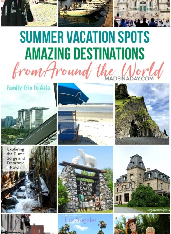 Amazing Summer Vacations From Around the World 32