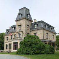Tour Chateau-sur-Mer in Newport, Rhode Isand