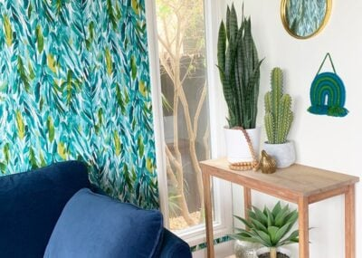 Go Bold with Peel and Stick Wallpaper 18