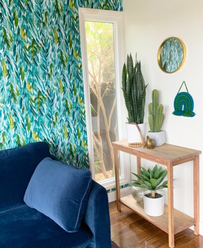 Go Bold with Peel and Stick Wallpaper 9
