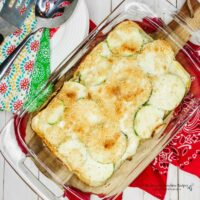 Cheesy Zucchini Casserole Recipe