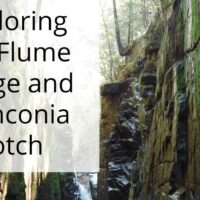 Flume Gorge, Franconia Notch, & Cannon Mountain-- Loon Mountain Trip Part 3