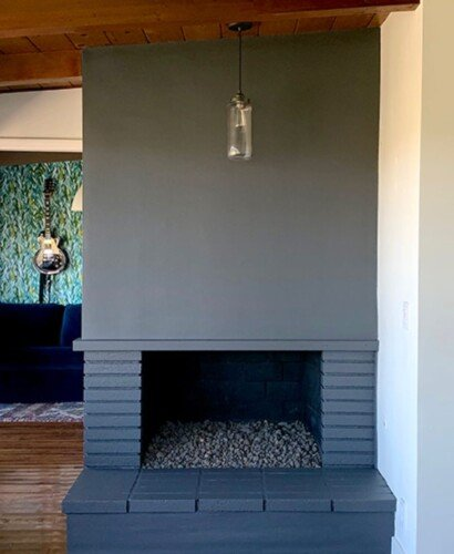 How to Paint a Fireplace: From Vintage to Elegant 31