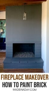 How to Paint a Fireplace: From Vintage to Elegant 1