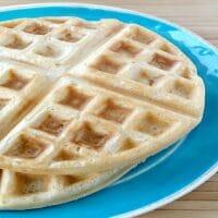 Basic Waffle Recipe
