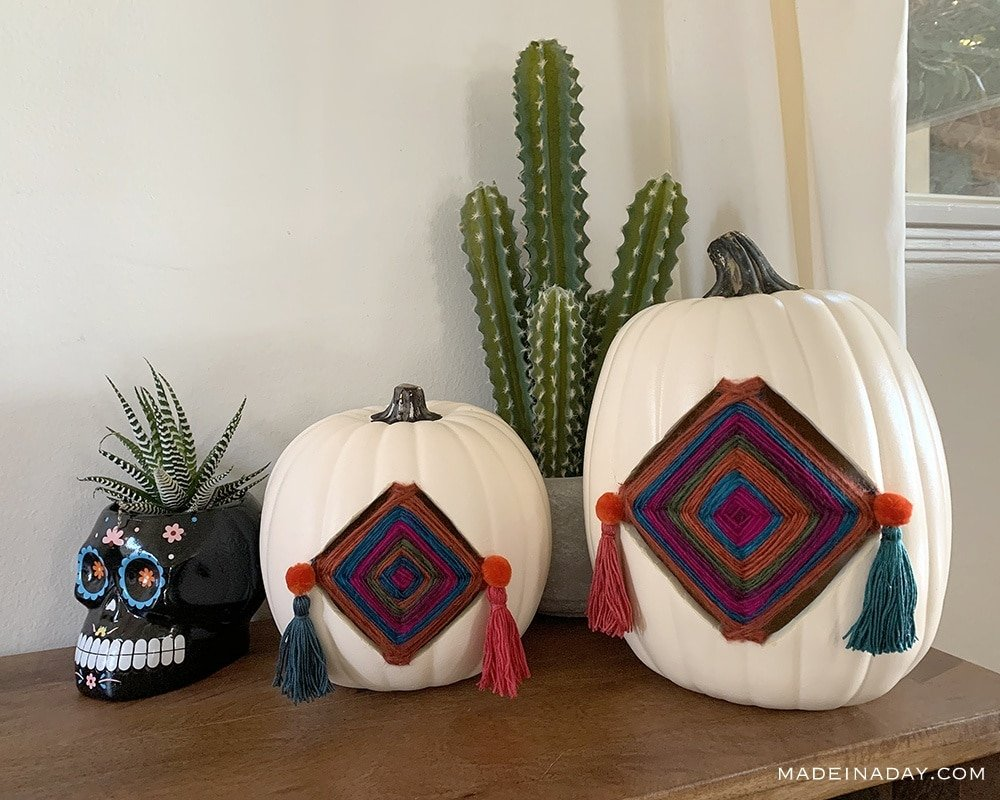 gods eye pumpkins
