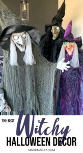 Sinful Bewitching Witch Halloween Decor 1