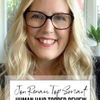 "Jon Renau Human Hair Top Smart 18"" Color: Venice Blonde"