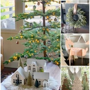 Creating Simple Scandinavian Style Holiday Decor 31