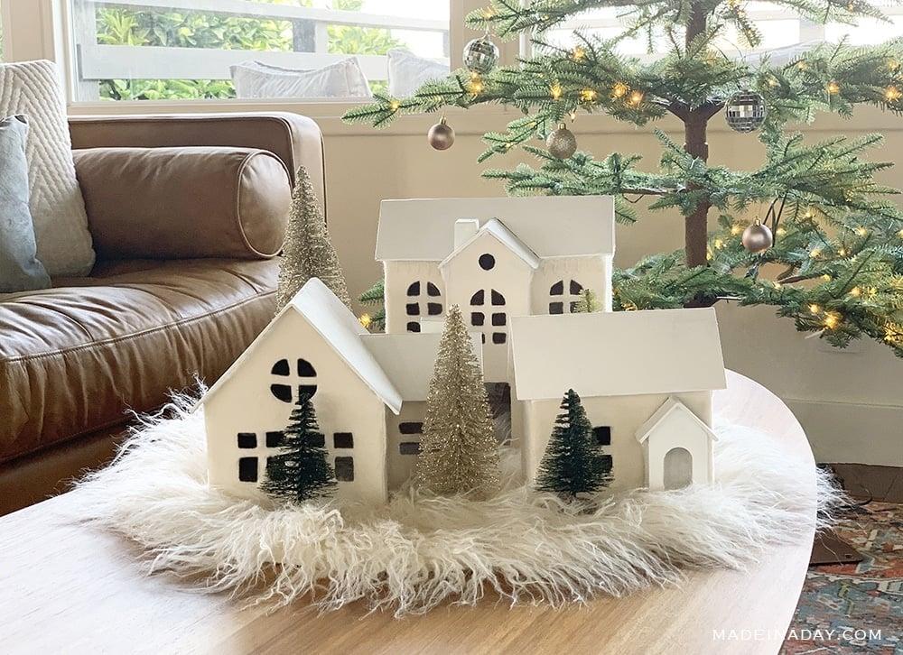 White Christmas village, Nordic Christmas Village