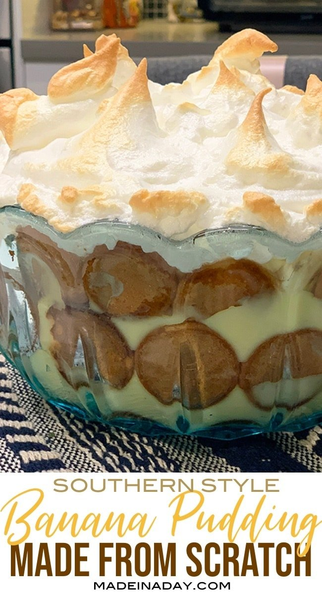 Homemade Nilla Baked Banana Pudding Recipe 6