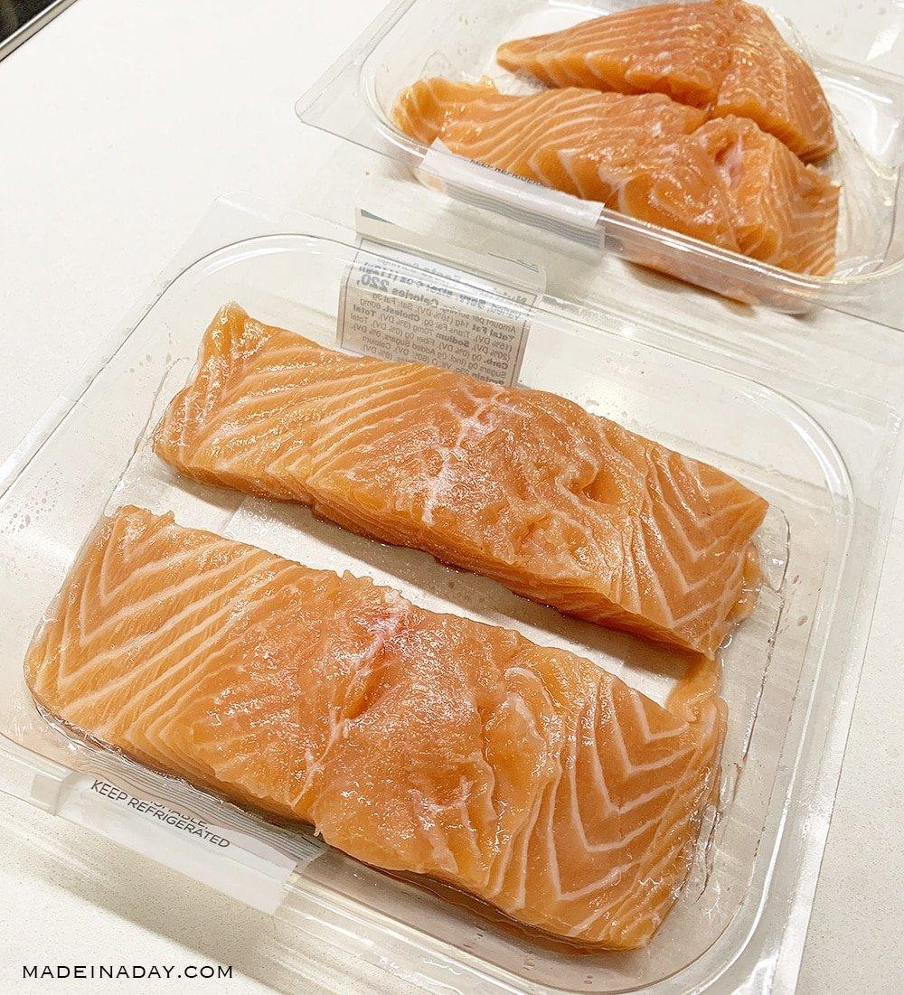 Asian Style Oven Baked Salmon 2