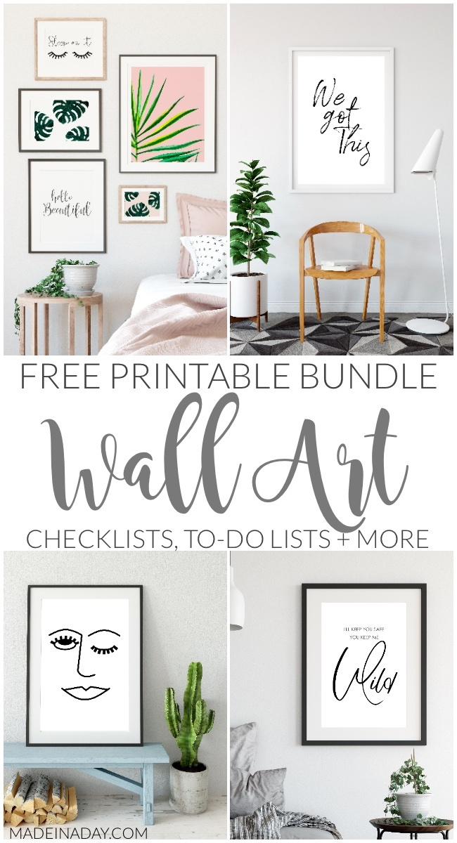Wall Art Bundle