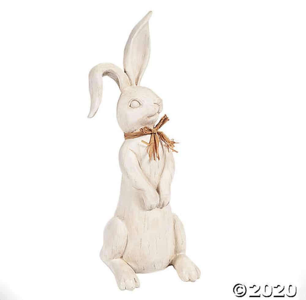 Lily Long Ears Bunny Rabbit Oriental Trading
