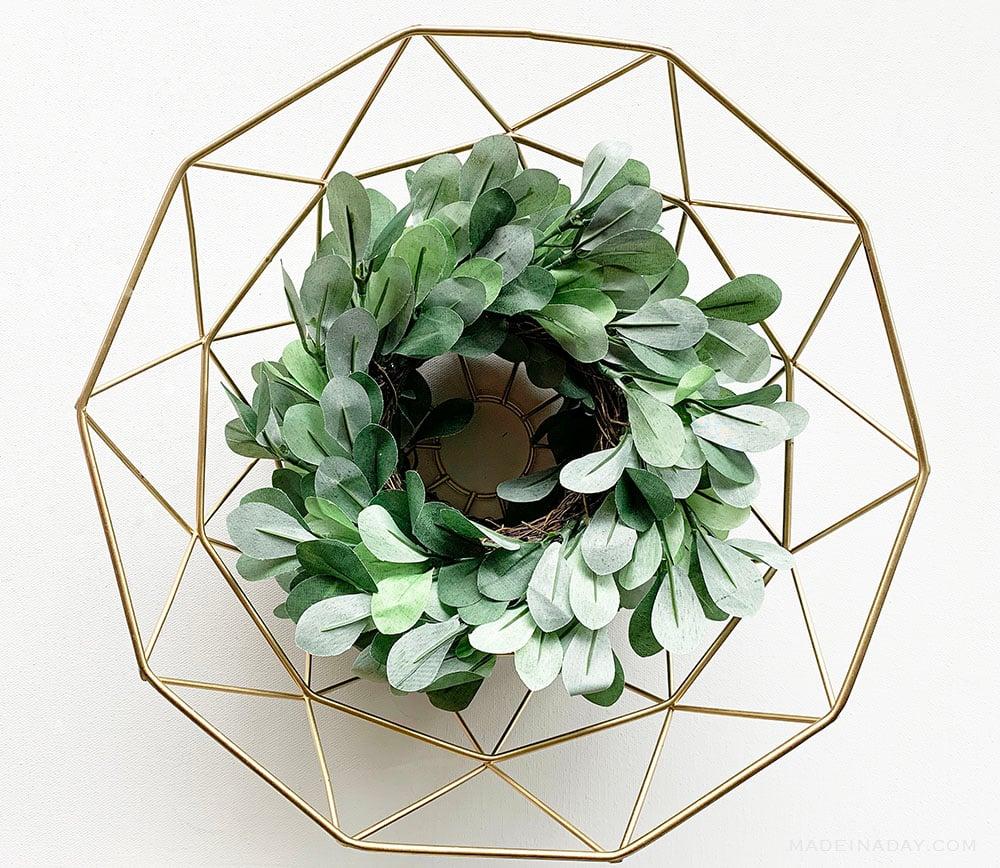 Charming Boho Style Woodland Easter Basket 7