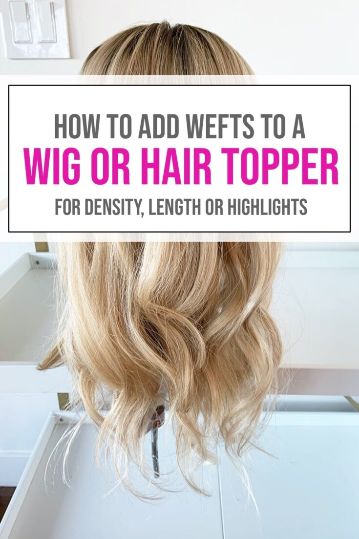 How to Make a DIY Wig Hat 33