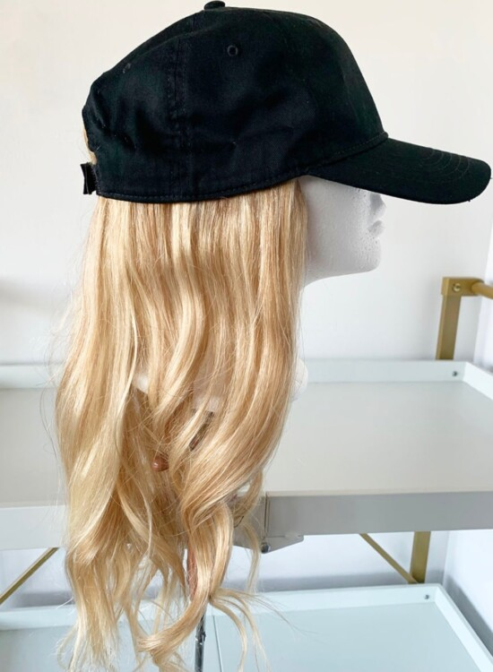 How to Make a DIY Wig Hat 3