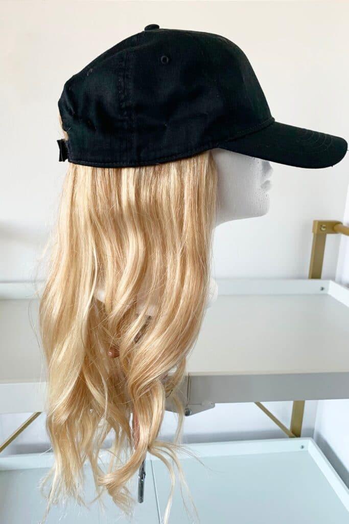 make a hair hat, DIY wig hat