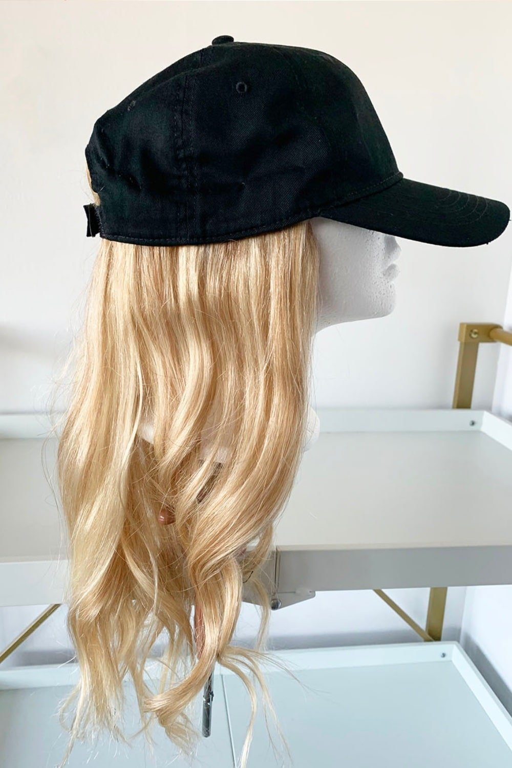 How to Make a DIY Wig Hat 31