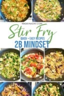 Quick 2B Mindset Stir Fry Recipes 24