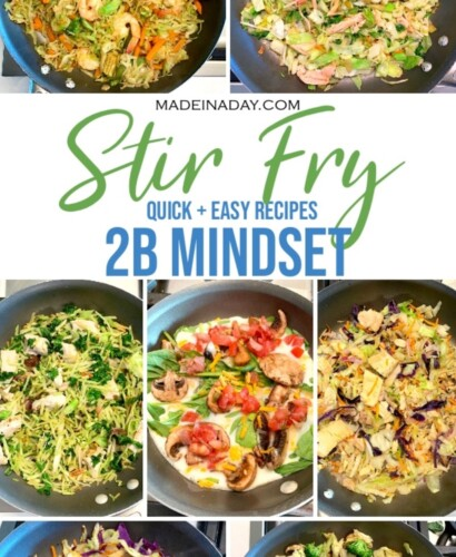 Quick 2B Mindset Stir Fry Recipes 10
