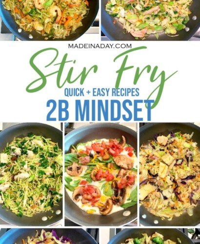 Quick 2B Mindset Stir Fry Recipes 28