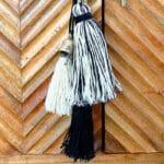 DIY Door Hanger Tassel Chime 1