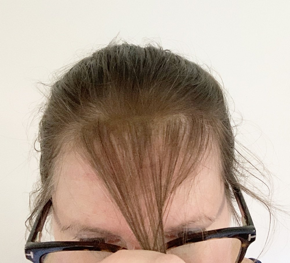 root spray on hair
