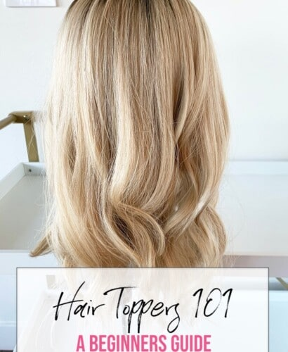 Hair Topper Q & A -Newbies Guide 6