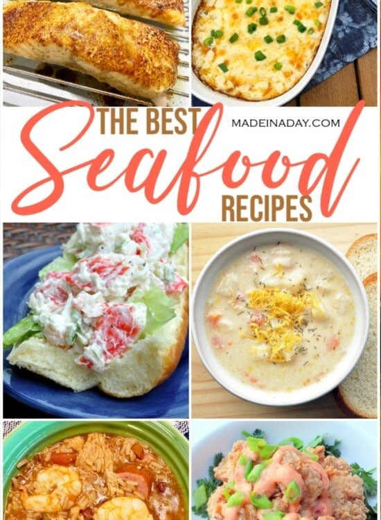 10+ The Best Seafood Recipes 2