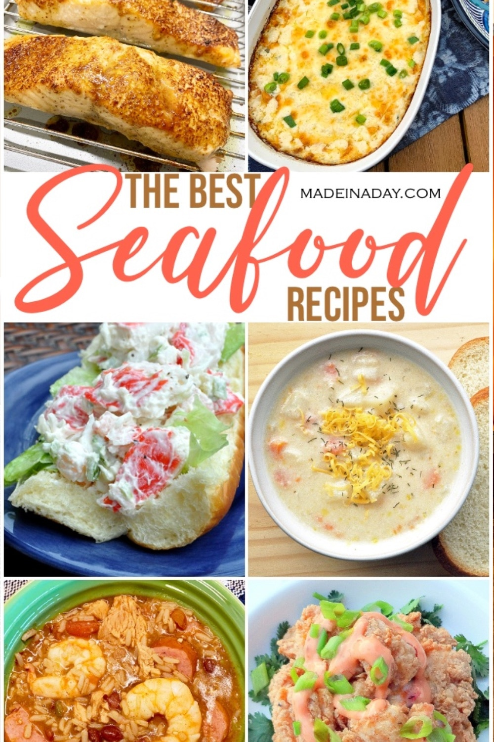 10+ The Best Seafood Recipes 4