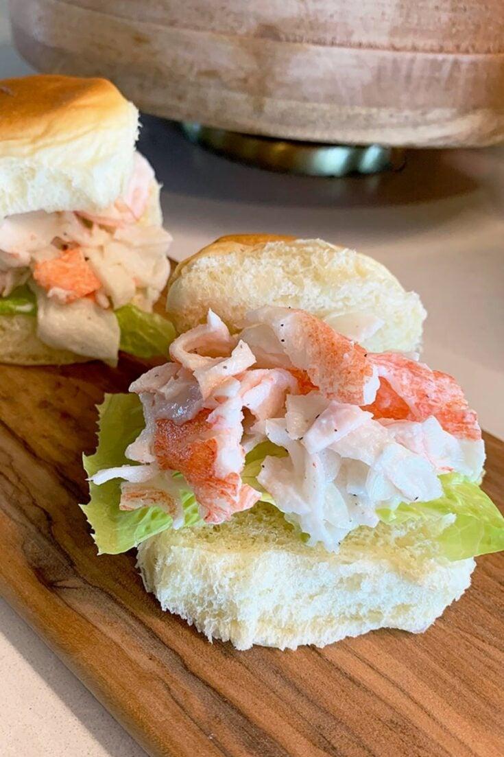 Subway Seafood Sensation Recipe Copycat 2