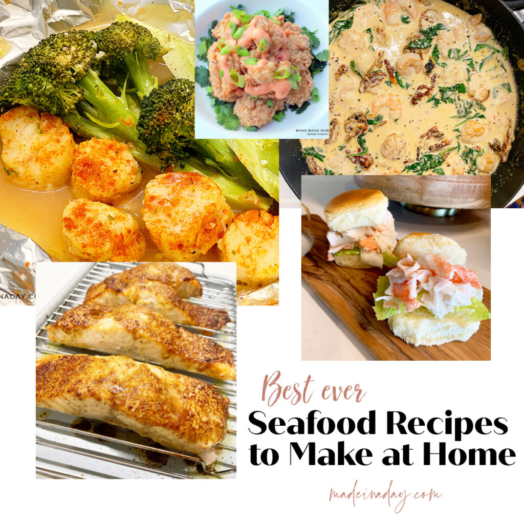 10+ The Best Seafood Recipes