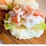 Subway Seafood Sensation Recipe Copycat 1