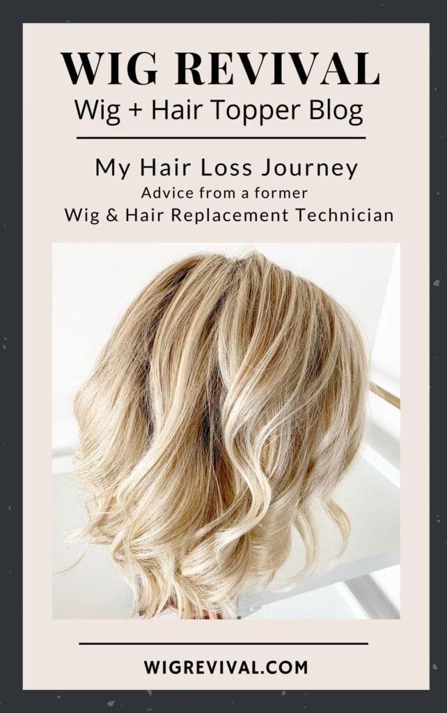 Wig Revival Wig blog, Hair Topper Blog, hair topper reviews, jon renau hair topper reviews