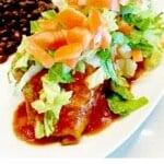 Loaded Baked Seafood Burrito Recipe 1
