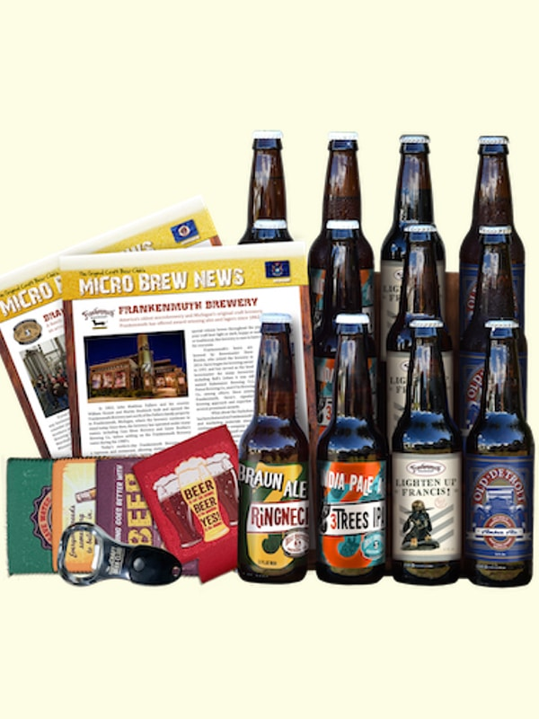 craft beer subscription box