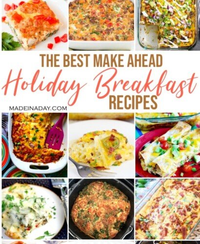 24 Holiday Breakfast Casseroles Made the Night Before 11
