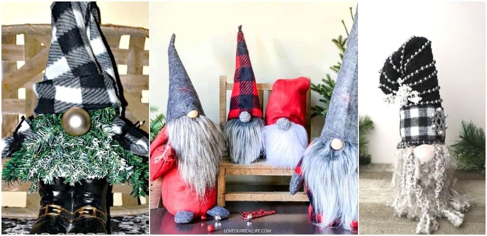 holiday gnomes decor