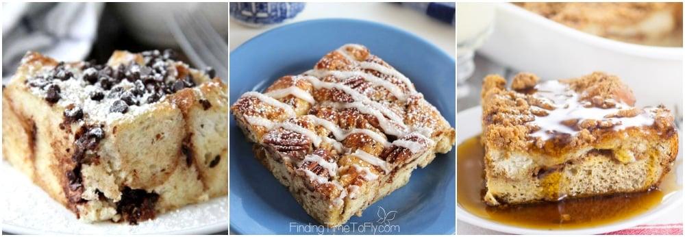 overnight french toast cannoli